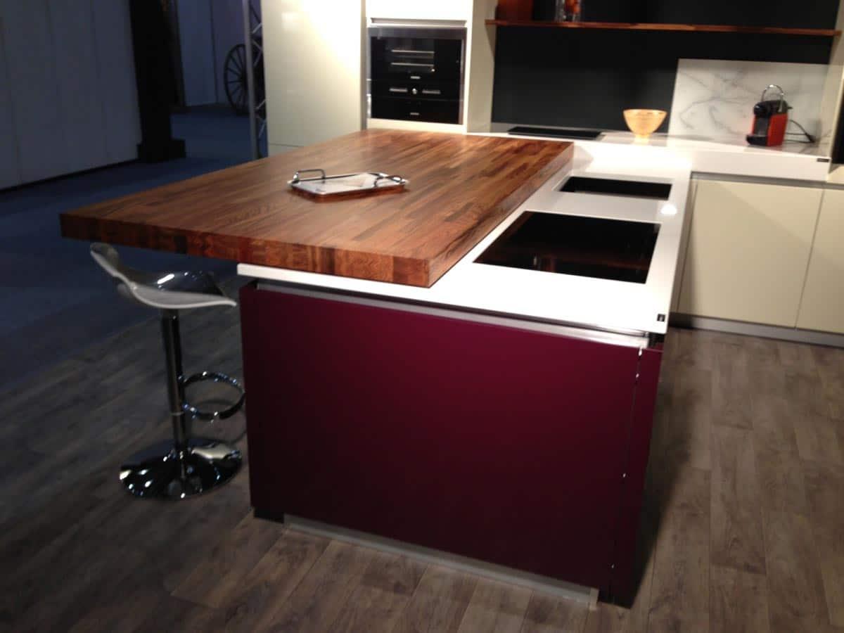 Plan De Travail Coulissant cuisine plan coulissant - cuisine art et bois genève