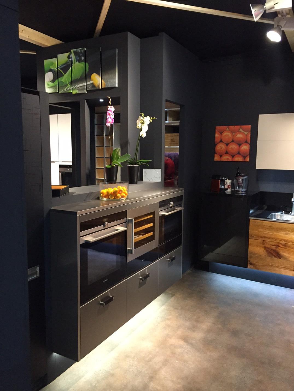 Cuisine et cellier stand les automnales 2016 cuisine art et bois gen ve - Cellier cuisine ...